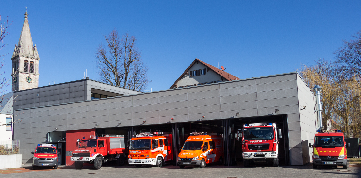 Feuerwehrhaus Degerloch